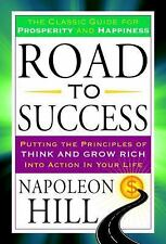 Road to Success by Napoleon Hill (2016, Paperback)