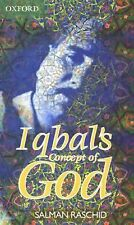 Iqbal's Concept of God Hardcover by Salman Raschild *Brand New & Free Shipping*