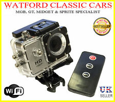Pro Styled WIFI HD 12MP 1080P Waterproof Action Video Sports Camera + Remote