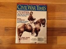 Civil War Times Magazine February 1999 General Custer Cover, West Point, NY