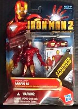 Marvel IRON MAN 2 MARK VI. No.10 Movie Series New! Rare! Avengers