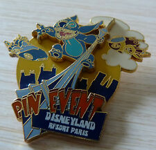 RARE PIN'S DLRP DISNEYLAND RESORT PARIS STITCH EL 600 EX PIN EVENT 2006