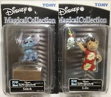 Disney Lil & Stitch Magical Collection action figure set  Tomy