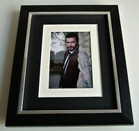 Richard Armitage SIGNED 10x8 FRAMED Photo Autograph Display Spooks TV Film & COA