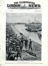 1900 ILLUSTRATED LONDON NEWS Gaetano Bresci BOXER REBELLION CHINA Boer War (3023