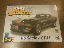 Revell 1/25 '06 Shelby GT-H Mustang Muscle Car Great Condition Rare