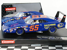 CARRERA EVO DODGE CHARGER DAYTONA #55 27377  1:32 BNIB