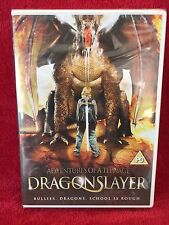 Adventures Of A Teenage Dragon Slayer DVD (2010) Brand New/Sealed