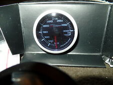 Depo Racing WA Oil Temperature Gauge 52mm Smoked Lens