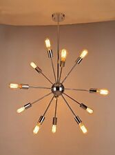 Sputnik Ceiling Light Fixture Atomic Starburst Modern Industrial Mid Century New
