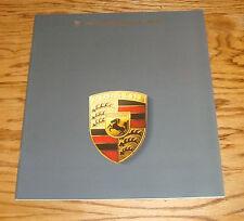 Original 1985 Porsche Full Line Deluxe Sales Brochure 85 911 Carrera 944 928 S