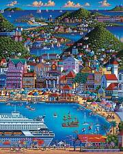 Jigsaw puzzle International Sint Maarten Netherlands Antilles NEW 500 piece