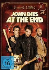 John dies at the end Chase Williamson  DVD-Neu!