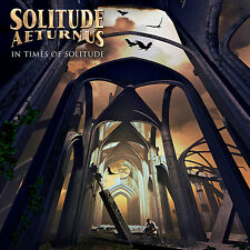 Solitude Aeturnus in times of Solitude CD (200727) doom metal
