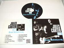 jules carter trio done misbehaving 11 track cd digipak