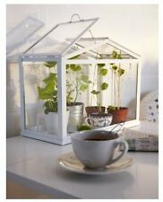 Mini Greenhouse Indoor Gardening Accessories Equipments Supplies White