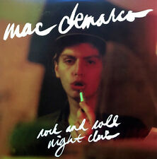 MAC DEMARCO ROCK AND ROLL NIGHT CLUB CAPTURED TRACKS RECORDS VINYLE NEUF NEW