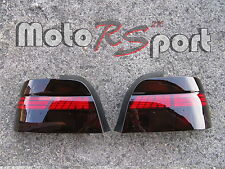 BMW E39 Limo schwarze Rückleuchten Black Tail Lights M Logo VF