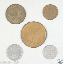 Norway coins set of 5 pieces