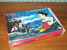 ASTRO BOY ASTROBOY COLLECTION 42 UNOPENED STAMP PACKS & BOX FANTASY EXPRESS