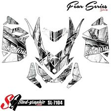 WRAP GRAPHICS FOR SKI-DOO XP MXZ RENEGADE SUMMIT 2008-2013 sl7104