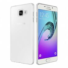 Coque Samsung Galaxy A5 (2016) Souple Gel Ultra Fin Housse Etui Case Transparent