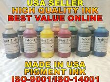 any 9 pigment bulk ink for EPSON surecolor p7000 p9000 refill cartridge inkjet