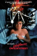 A Nightmare On Elm Street movie poster (b) 11 x 17 inches - Classic Horror