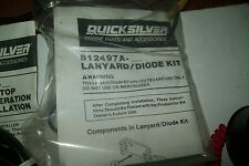 Quicksilver Lanyard Diode Kit  812497A