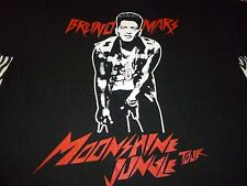Bruno Mars 2014 Tour Shirt ( Used Size L Missing Tag ) Used Condition!!!
