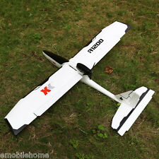 XK A1200 2.4GHz 4CH 3D / 6G System Brushless Motor EPO Foam Fixed-wing Airplane.