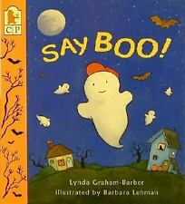 Kids fun paperback:Say Boo! little ghost can't say boo?says who,coo,what to do?