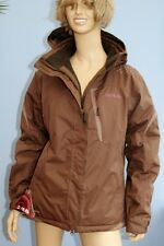 BNWT Brown Starry Eyes Ski Jacket by Dare 2b Size 14