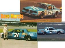 CD_1242 #71 Dave Marcis  Oldsmobile  1:64 Scale Decals   ~OVERSTOCK~