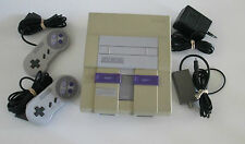 Super Nintendo Entertainment System Console SNES * Tested and Working *
