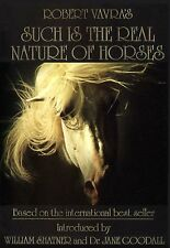 Robert Vavra's - Such is the Real Nature of Horses -- DVD / FREE Shipping!
