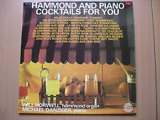 LP - HAMMOND and PIANO Cocktails for you (Amadeo)