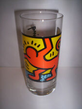 VERRE QUICK COLLECTION KEITH HARING / N°4