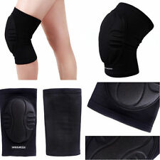 1x Unisex WOSAWE Gear Knee Pad Motocross Bike MTB Knee Protector Guard