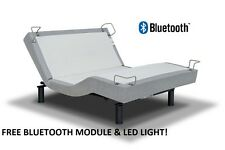 Queen REVERIE 5D ADJUSTABLE BED FREE SHIP-20 YR WARRANTY
