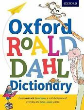 Oxford Roald Dahl Dictionary, Oxford Dictionaries, Very Good condition, Book