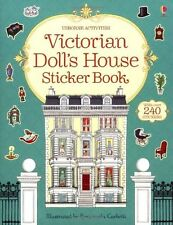 Victorian Doll's House Sticker Book (Usborne Activities) Over 240 Stickers