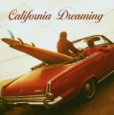 CALIFORNIA DREAMING CD THE BYRDS,ALBERT HAMMOND UVM NEU