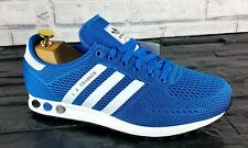 BNWB, Rare & Genuine Adidas Originals LA Trainer Mesh Bluebird White UK Size 10