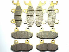 Brake Pads For Yamaha Brakes Front Rear Rhino 700 4x4 2008 2009 2010 2011 2012