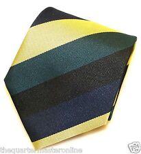 Gordon Highlanders Tie