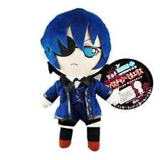 Anime Black Butler Kuroshitsuji Ciel Phantomhive Plush Toy Doll Figure Pillow