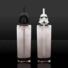 Official Star Wars Darth Vader and Stormtrooper Party Novelty Drinking Straws