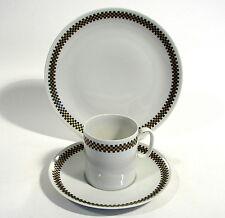 Thomas Porzellan Kaffeegedeck Service Medaillon Form 700 R. Scharrer 1960