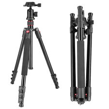 "Neewer 62"" Alluminum Alloy Camera Tripod with 360° Ball Head & 1/4"" RQ Plate"